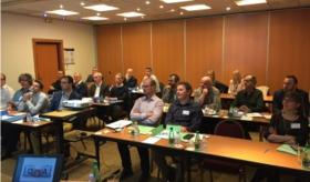 Briefing de la mission pour les 16 entreprises wallonnes