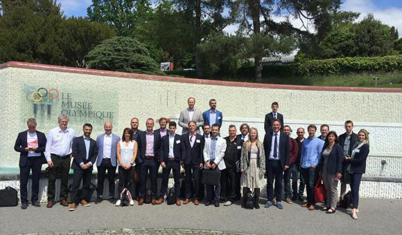 Les entreprises belges au CIO Lausanne