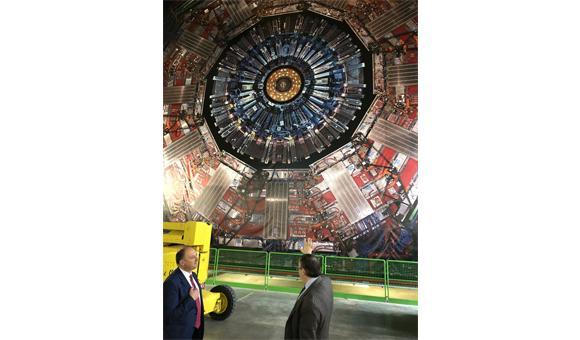 Le LHC du CERN