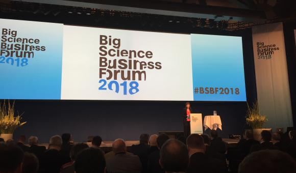 Ouverture du Congrès BSBF 2018