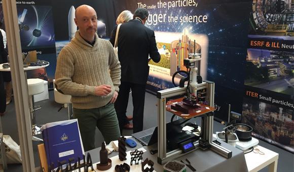Pavillon Big Sciences Belgium - BSBF 2018